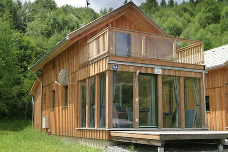 Modern Chalet in Stadl an der Mur with Conservatory