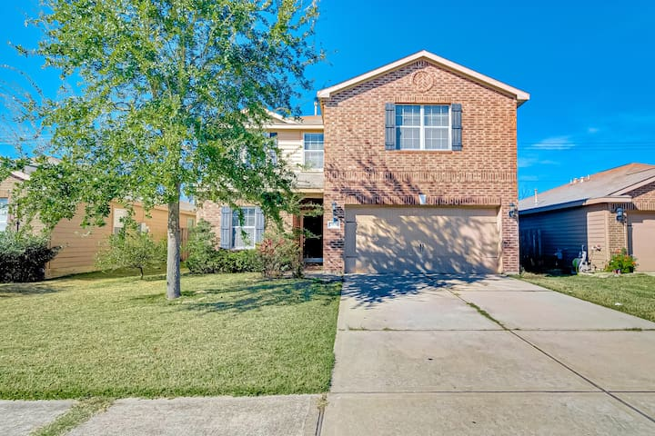 Adorable Home in Channelview, Baytown, E Houston