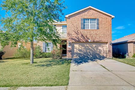 Adorable Home in Channelview @ Baytown, E Houston