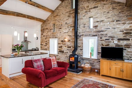 * Crabtree Barn *  relax in the Yorkshire country