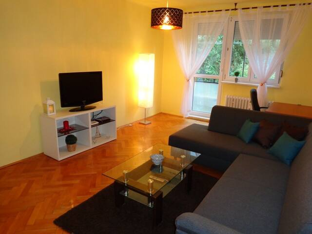 Nice two bedroom apartment in Nitra,