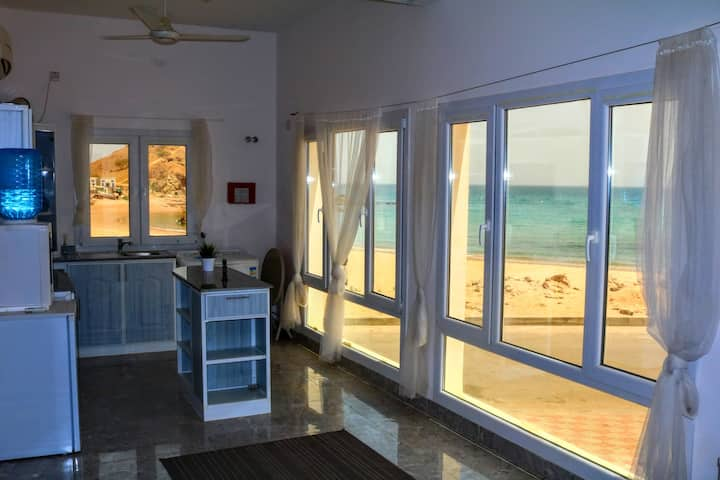 Sunrise beach apartment - directly at the beach