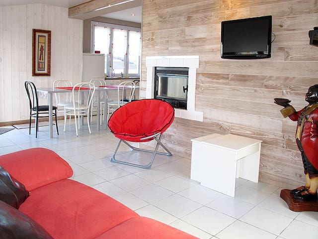 Holiday home in Cleder for 6 persons - Cléder - Haus