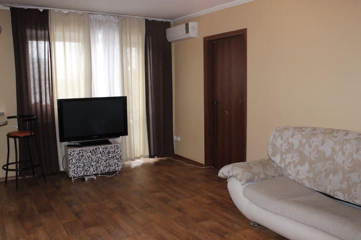 Апартаменты на ул.Гоголя (Юбилейный, КГМУ)