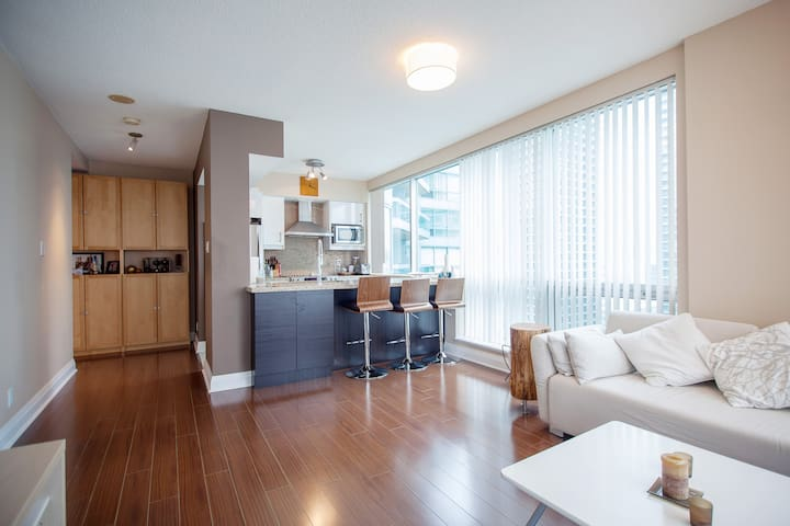 Spacious one bedroom lake view - Toronto