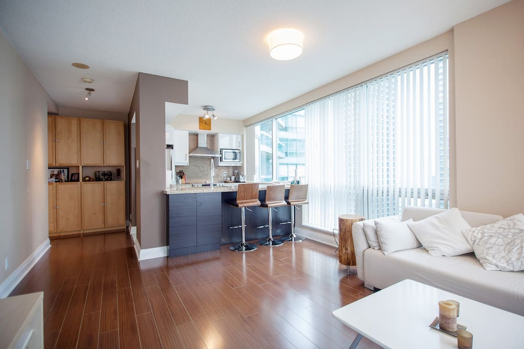 Spacious One Bedroom Lake View Apartments For Rent In