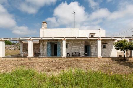 418Typical Country House near Leuca - San Gregorio