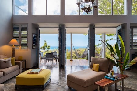Casa Duey at Finca Jamundí | One of a kind rainforest retreat located inside El Yunque National F