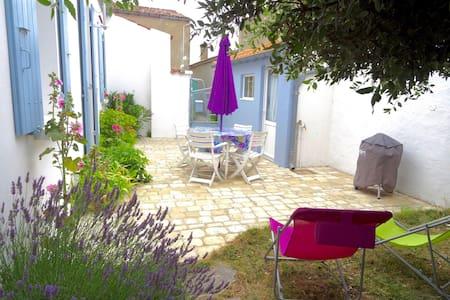 Maison de charme calme centre ville - Saint-Denis-d'Oléron