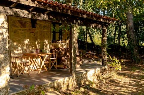 Florest house Casinha  no carvalhal