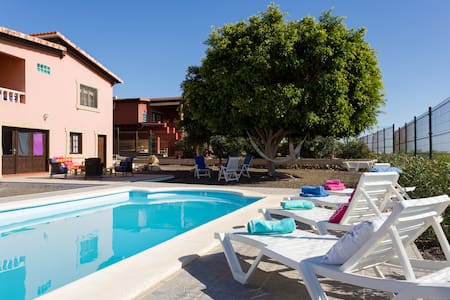 APARTAMENT PRIVATE POOL WIFI - Granadilla de Abona - Dom