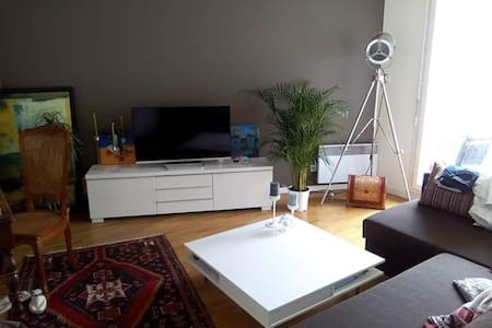 Sunny studio with terrace and parking - Issy-les-Moulineaux