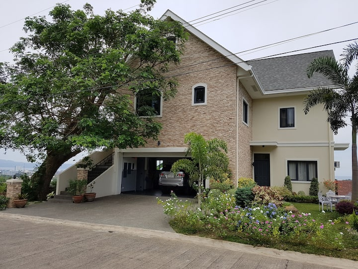 Classy Davao City home with breathtaking views