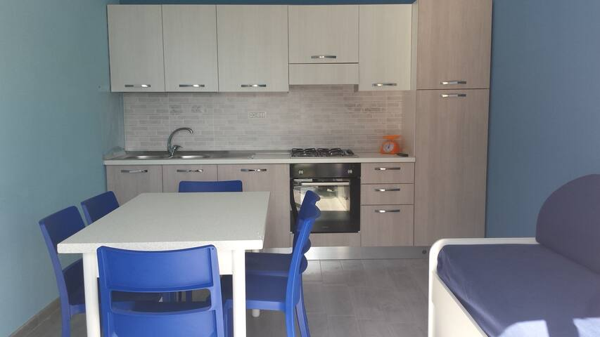 IL MAESTRALE Appartamento 6 posti -  AgnonedAmare