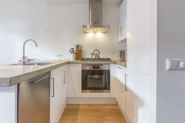 Cozy apartment near Westerpark