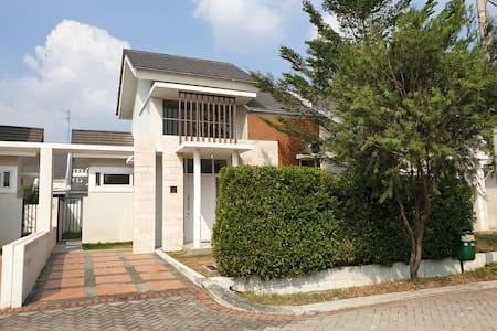 Vacation Home at Bogor District
