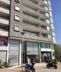 HOME STUDIO, cama y Futón, central - Santiago