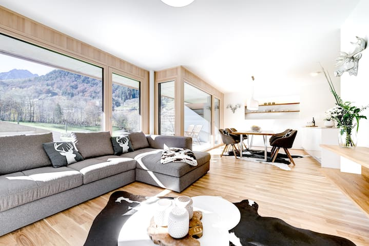 Montanara Lodge - design & family Apartement - Brand bei Bludenz - 公寓