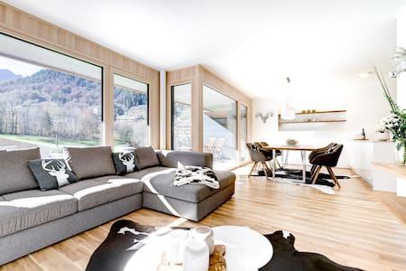 Montanara Lodge - design & family Apartement - Brand bei Bludenz - 公寓