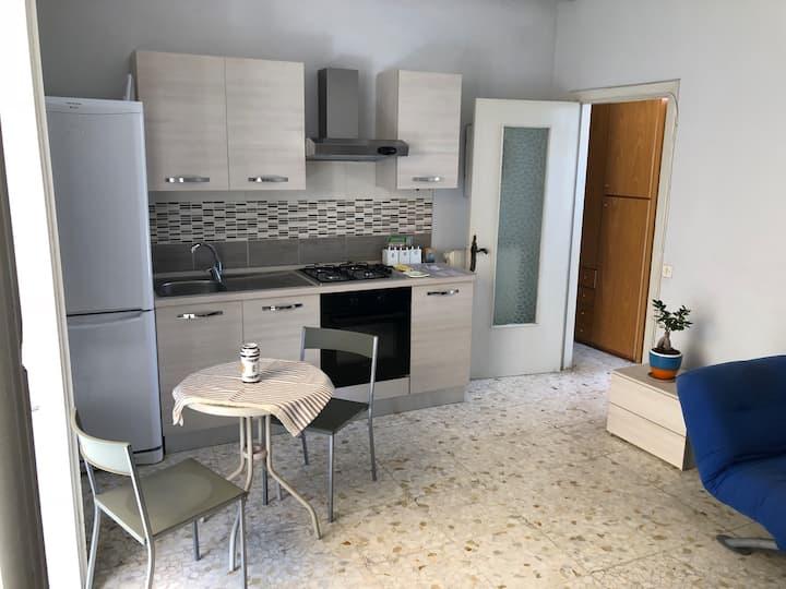 Monolocale indipendente in Villa a Ischia