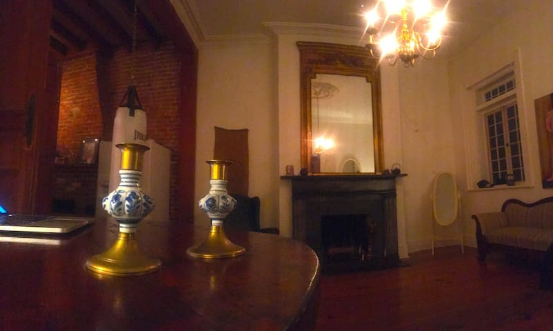 .Charming room in French Quarter Penthouse - New Orleans - Apartment