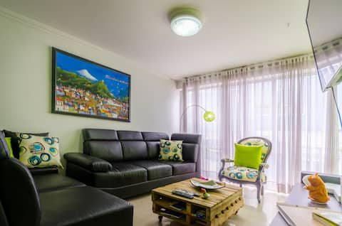 Tu habitación en Bogota!