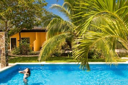 Casa Papaya playa negra Costa rica - Los Pargos - (ukendt)