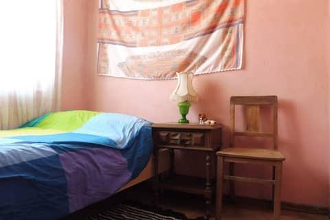 Coja 1 persoons kamer voor de backpackers!