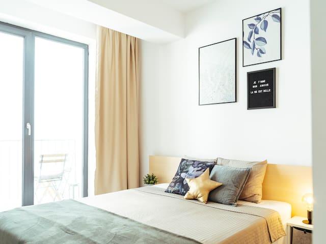 Comfy Apartment Matei Basarab