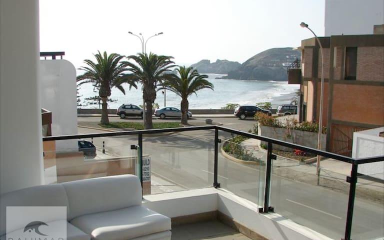 Beach flat, ocean view, Santa María - Santa María del Mar - Apartament