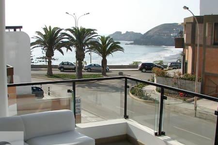 Beach flat, ocean view, Santa María - Wohnung