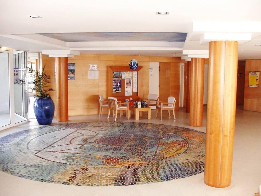 hall résidence