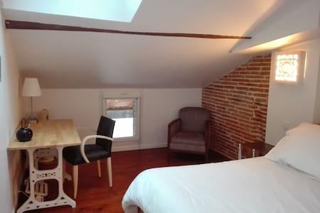 Charmant appartement T2 entièrement rénové - Grisolles - Apartment - 1