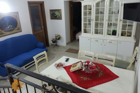 Cozy apartment on the ground floor near Naples - Qualiano - Apartment