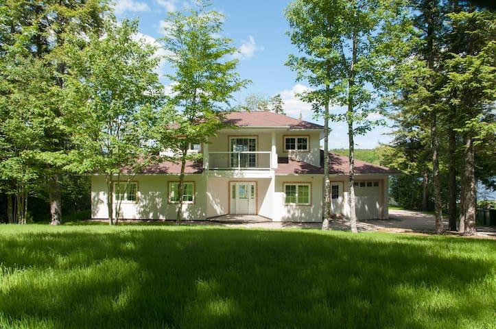 Haussermann's Lake Honeymoon Suite - Conquerall Mills - 公寓