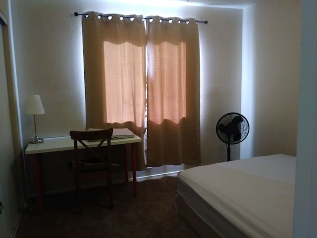 Cozy room in safe area B