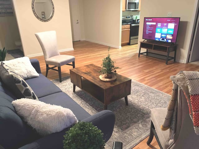 Charming 2BR in Crystal/Pentagon City- Metro/Mall