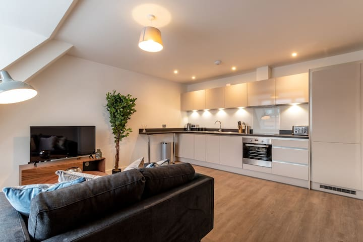 Luxurious Apartment -NEC/BHX/Solihull