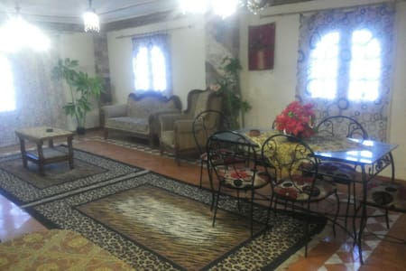 apartment infront of the pyramids , guide , car - Kafr Nassar