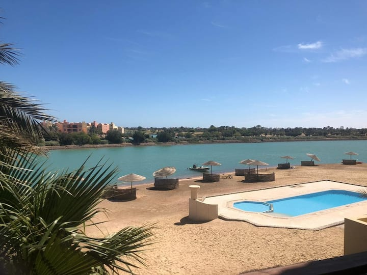 Cozy Studio in West Golf, El Gouna