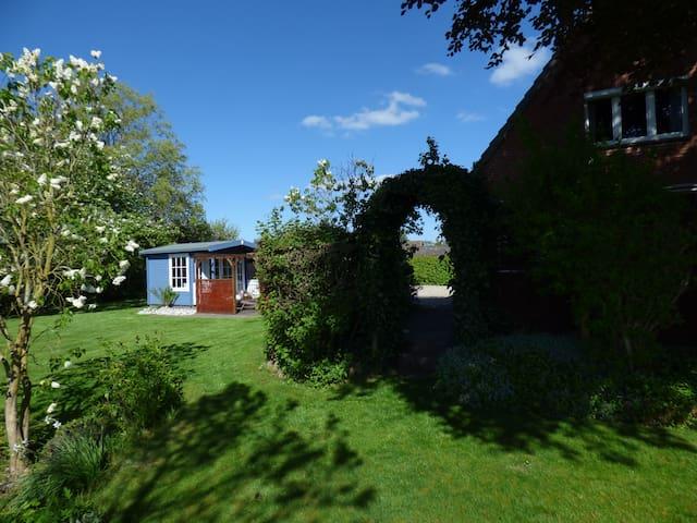 gemütliches Haus an der Ostsee - Gelting - บ้าน