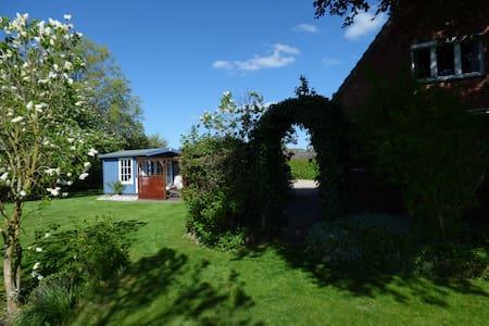 gemütliches Haus an der Ostsee - Gelting - Talo