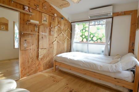 02HARAJUKU designedAPT,ST2mins walk - Shibuya - Apartment