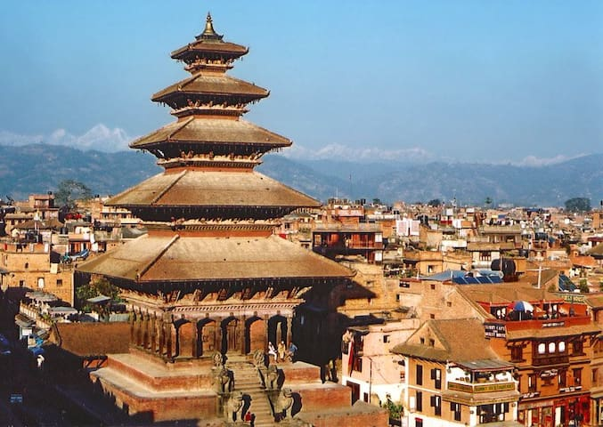 Cozy 3 bedroom  in historic town - Bhaktapur - Casa