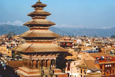 Cozy 3BD in historic town - Bhaktapur - Casa