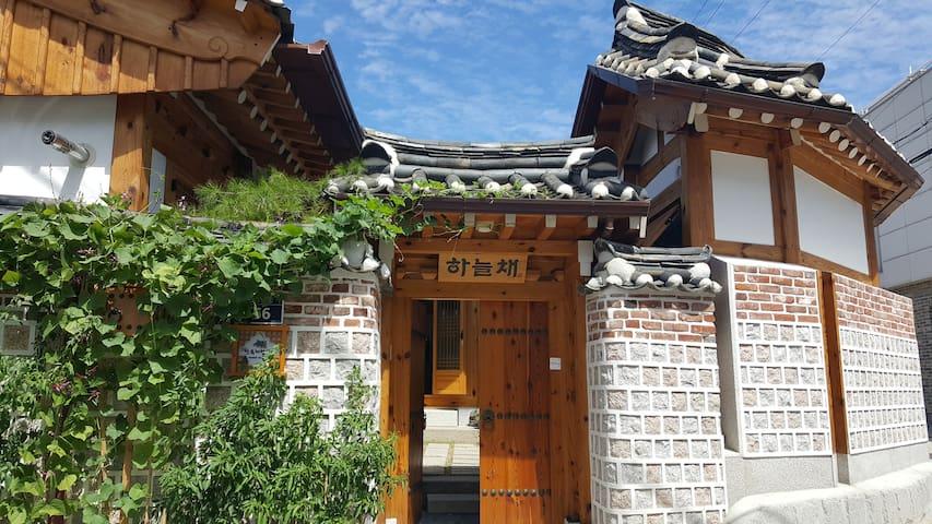 Hanulchae guest house (Room Sun)