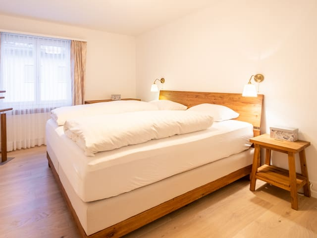 Newly renovated one bedroom apartment in Flims - Casa Zundra