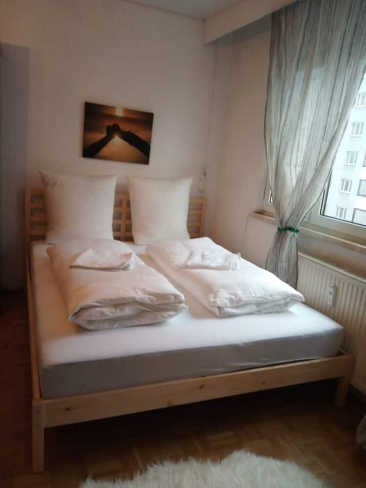 Кleine gemütliche Wohnung im Zentrum von Salzburg
