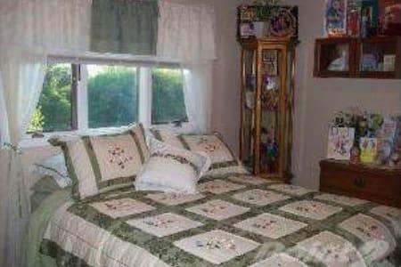 Spacious cozy room - Warrenville - Casa