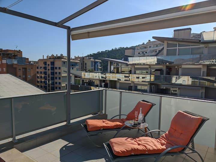 Elegance SUN&SPA Penthouse Benidorm